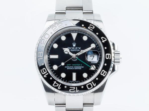 ROLEX (ロレックス)GMTマスターⅡ 116710LN