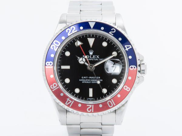 ROLEX (ロレックス)GMTマスター 16700