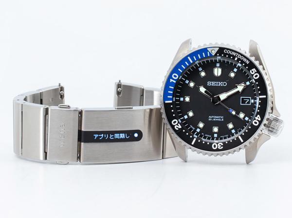 SEIKO (セイコー)ソニースマートウォッチ WB-11A/4R35-03B0