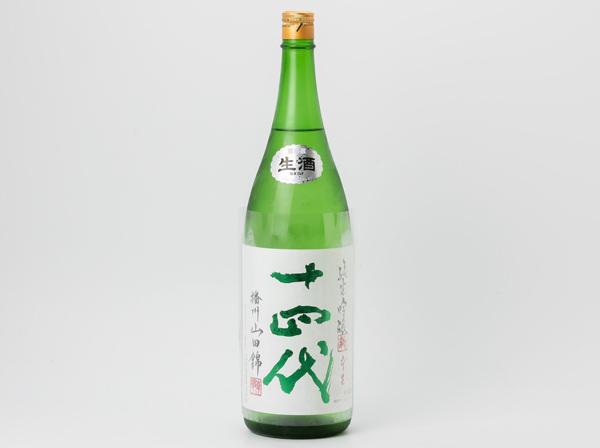 高木酒造 日本酒 十四代 純米吟醸/播州山田錦/2021年2月製造