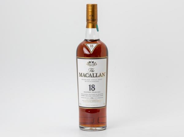 ウイスキー マッカラン 18年/1966