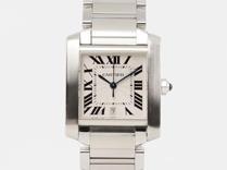 Cartier(カルティエ)タンクフランセーズLM W51002Q3